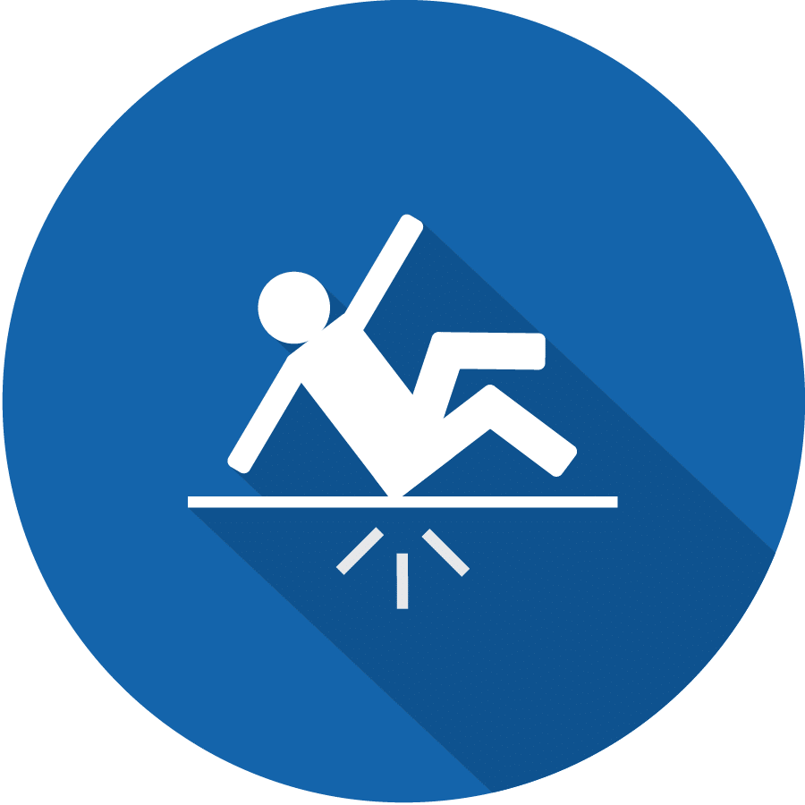 Icon for slip and fall accidents at Abeyta Nelson Injury Law