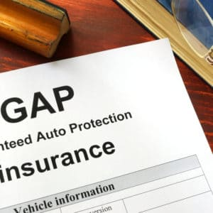 Gap insurance protects car accident victims