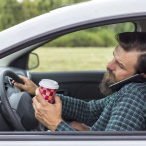 Avoid distracted driving and stay safe on the road
