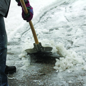 Avoid Slip and Fall Accidents by Keeping Sidewalks Free of Ice and Snow