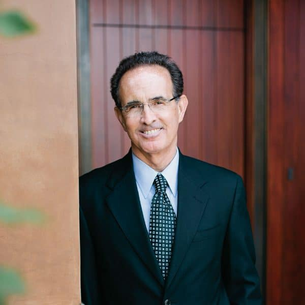 Portrait of Terry Abeyta, attorney at Abeyta Nelson Injury Law